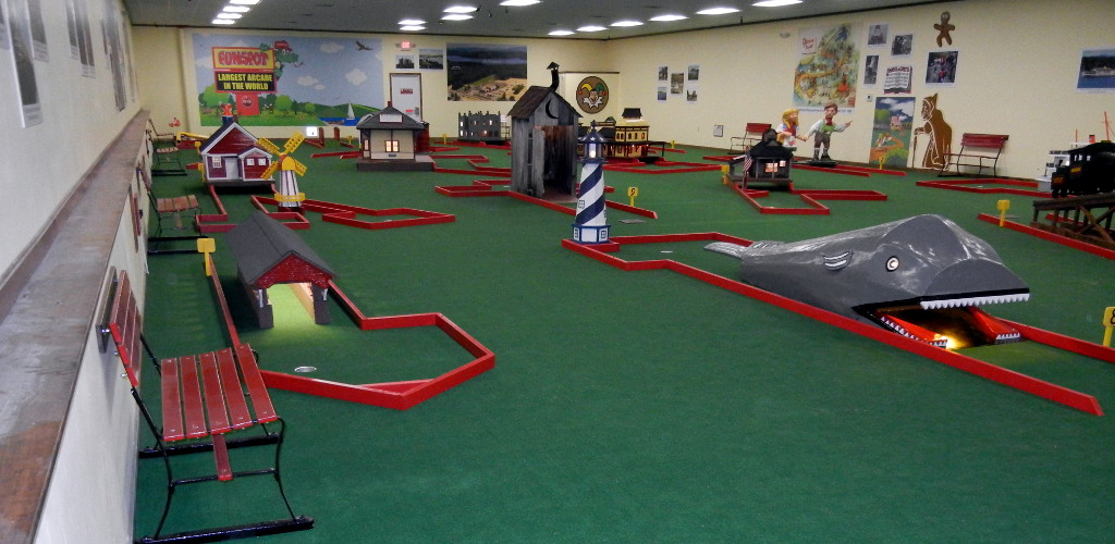 Funspot...The Spot for Fun! on dog rally course design, obstacle course design, show jumping course design, shooting course design, miniature golfing, culinary arts kitchen design, softball course design, miniature putting green, miniature home, putting course design, 3d archery course design, cross country running course design, croquet course design, paintball course design, equestrian course design, sporting clay course design, rafting course design, zip line tower design, putt-putt course design, laser tag course design,